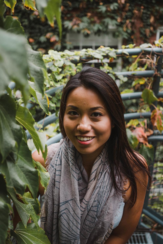 Emilie Wong - Artist, Yogi, Adventuriste
