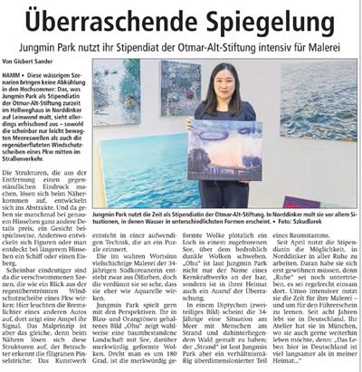 Westfälische Anzeiger, 04.08.2018