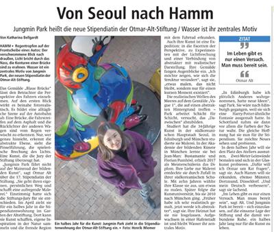 Westfälische Anzeiger, 04.04.2018