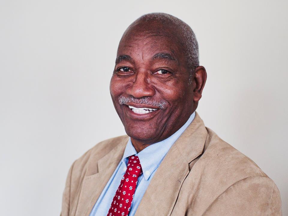 Elder James Harris