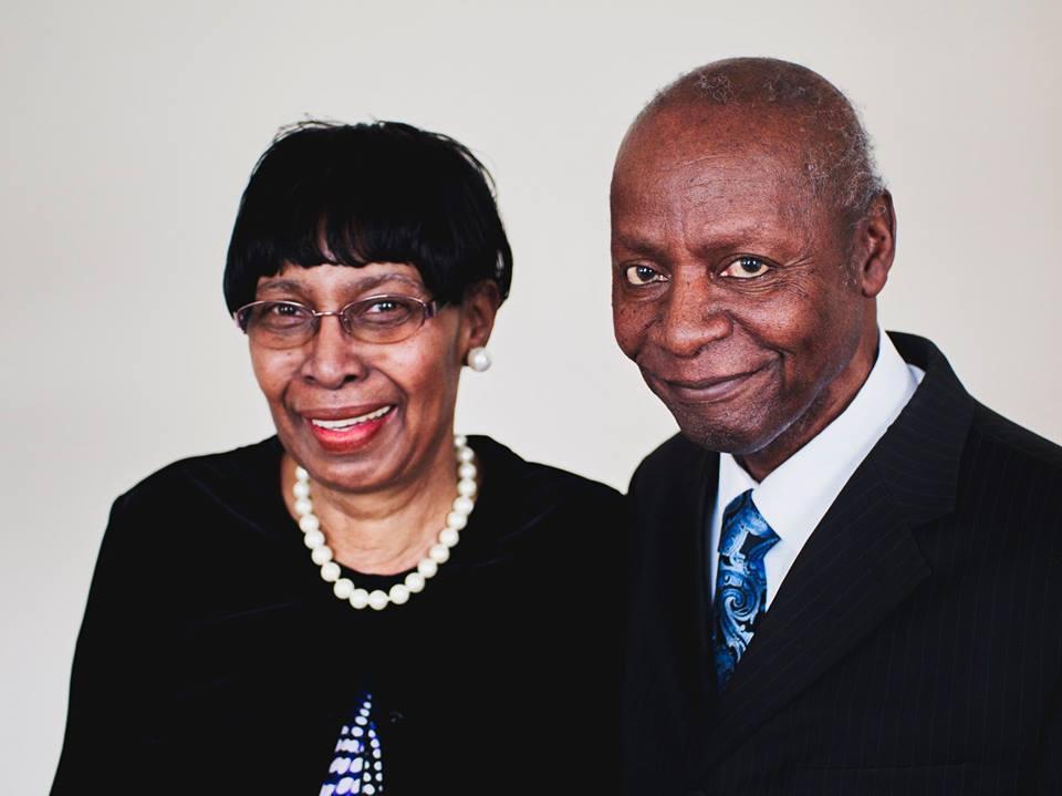Deacon Ronald & Denise Richardson