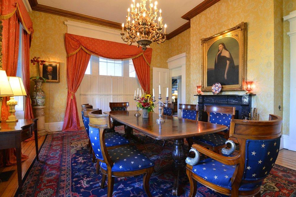 Formal Dining Room Antrim 1844