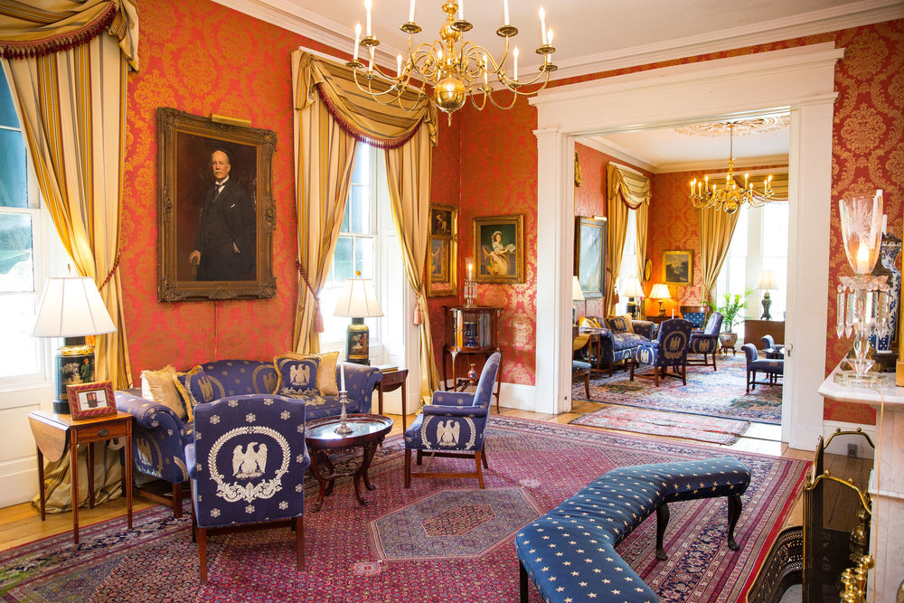 North & South Drawing Rooms