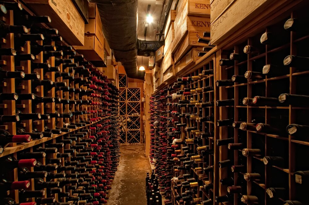 TheWineCellar.jpg & Dining u2014 Antrim 1844