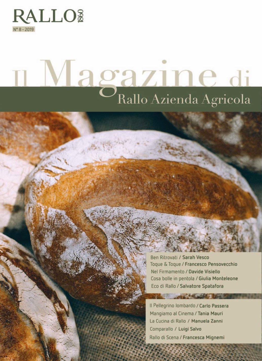 Magazine Numero 8