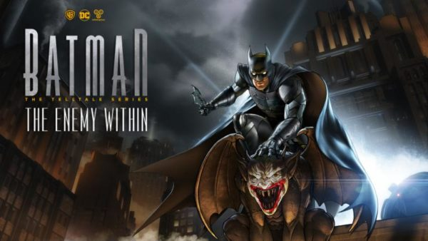 Batman:The Enemy Within - The Telltale Series2017