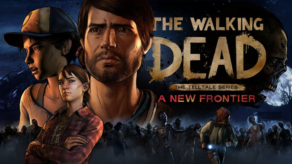 The Walking Dead:Season 3 - The Telltale Series2016