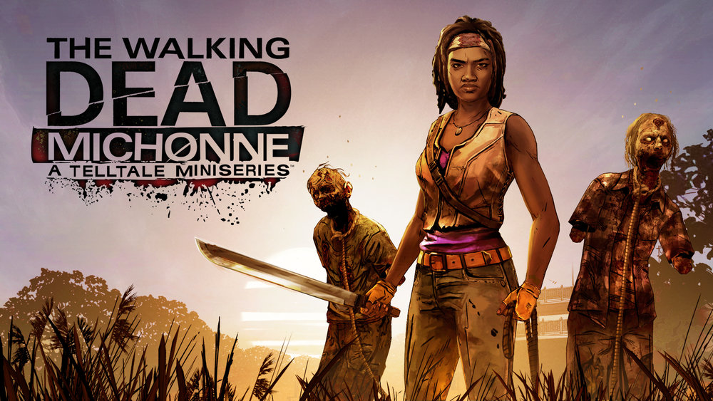 The WALKING DEAD:MICHONNE - A Telltale Miniseries2016