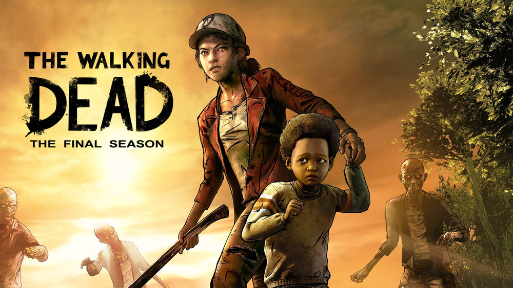 The Walking Dead: The Final Season - 2018