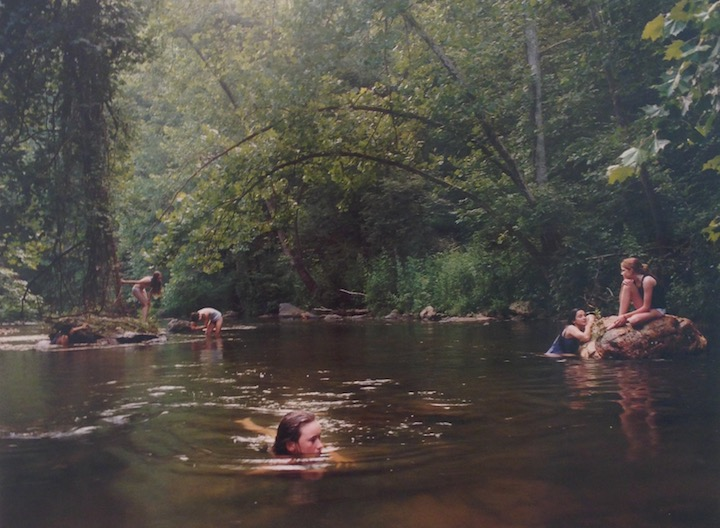 Bathers, 1998.