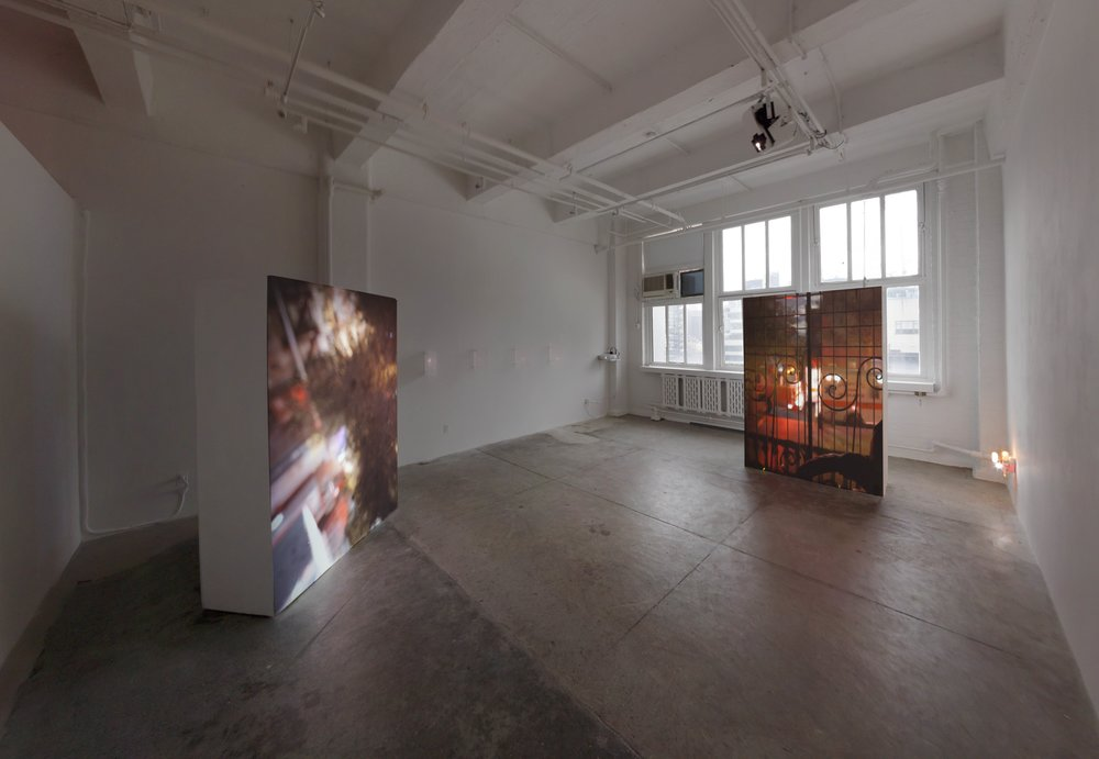 Install view. Photo by Zorawar Sidhu. Courtesy Crush Curatorial, New York