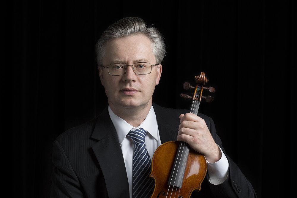 Oleg Rylatko - Concertmaster