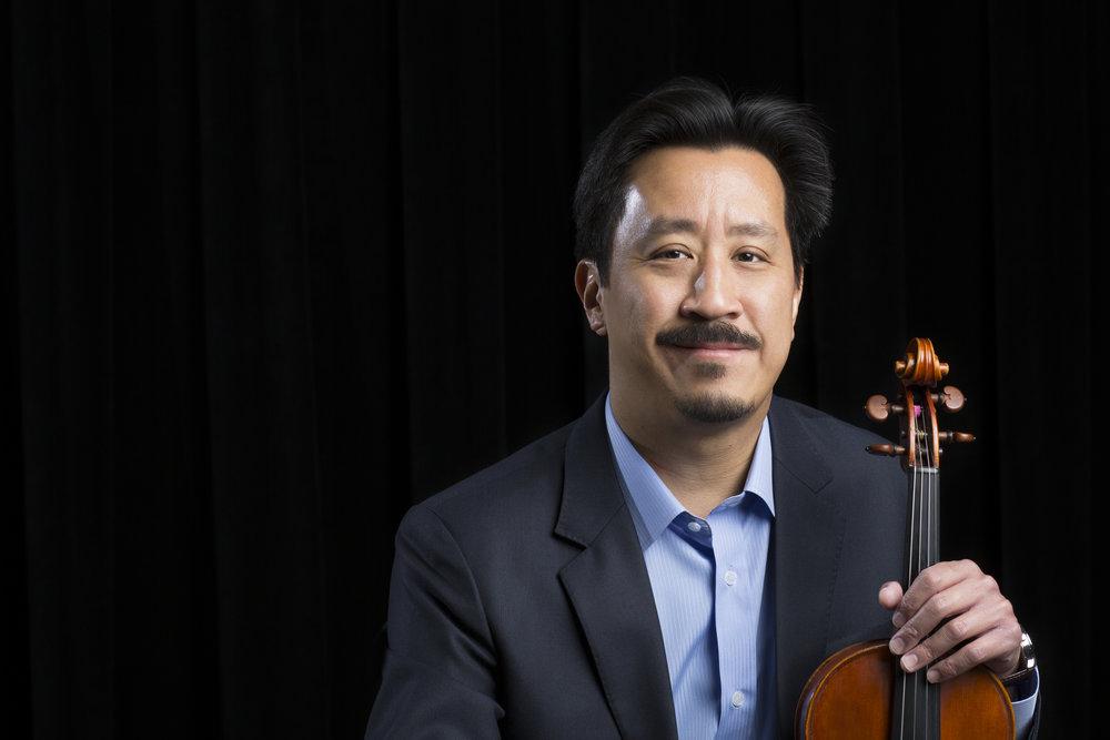 Eric Lee - Associate Concertmaster