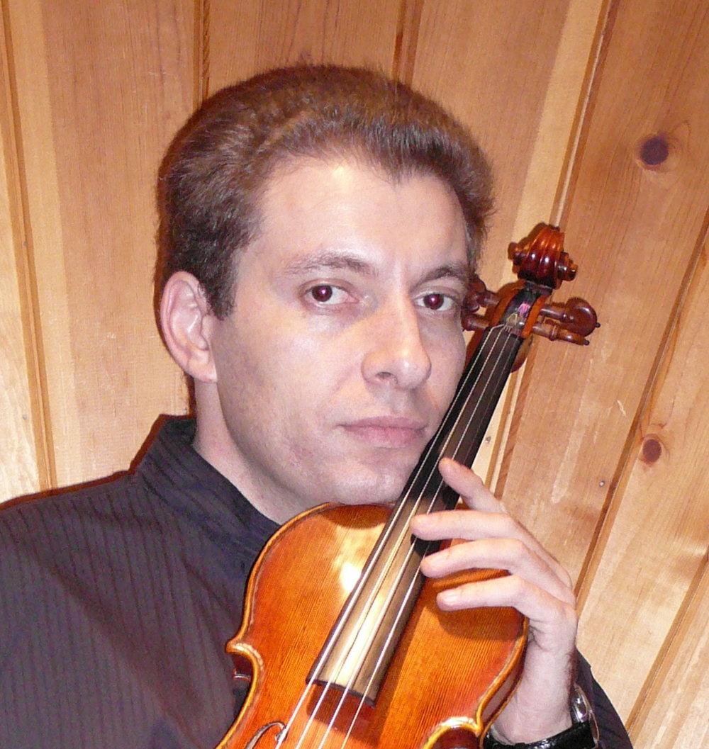 Zino Bogachek - Violin