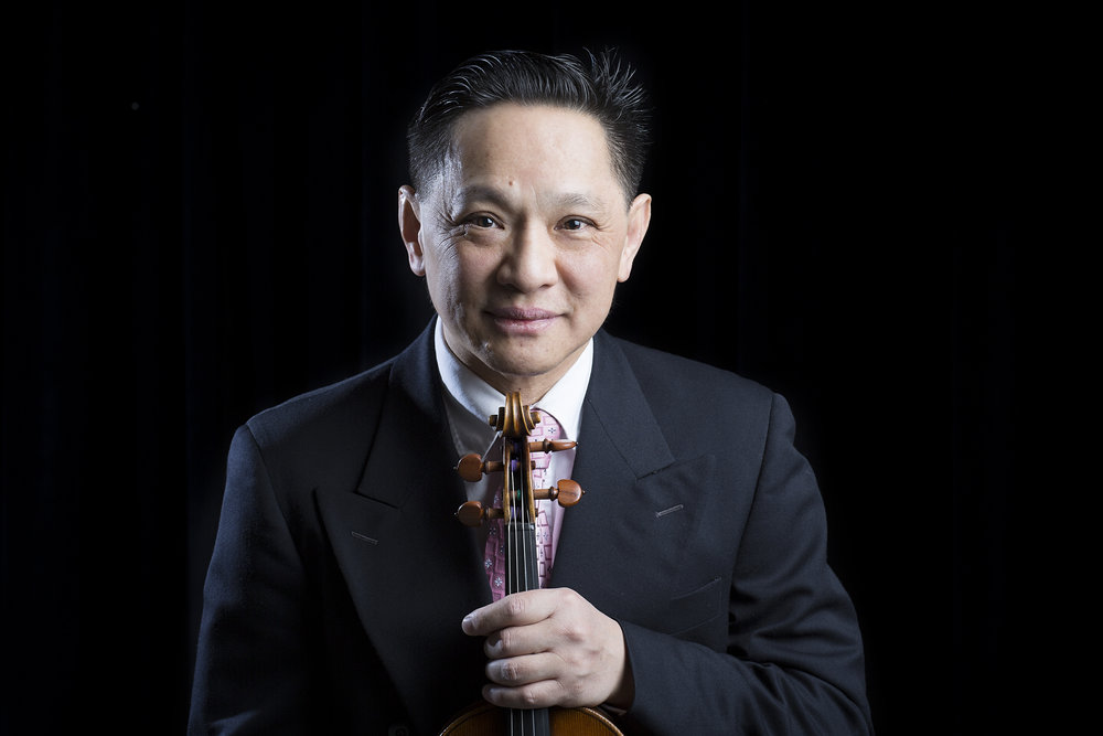 Richard Chang - Violin