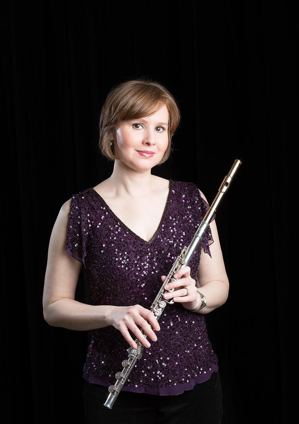 Adria Sternstein Foster - Principal Flute