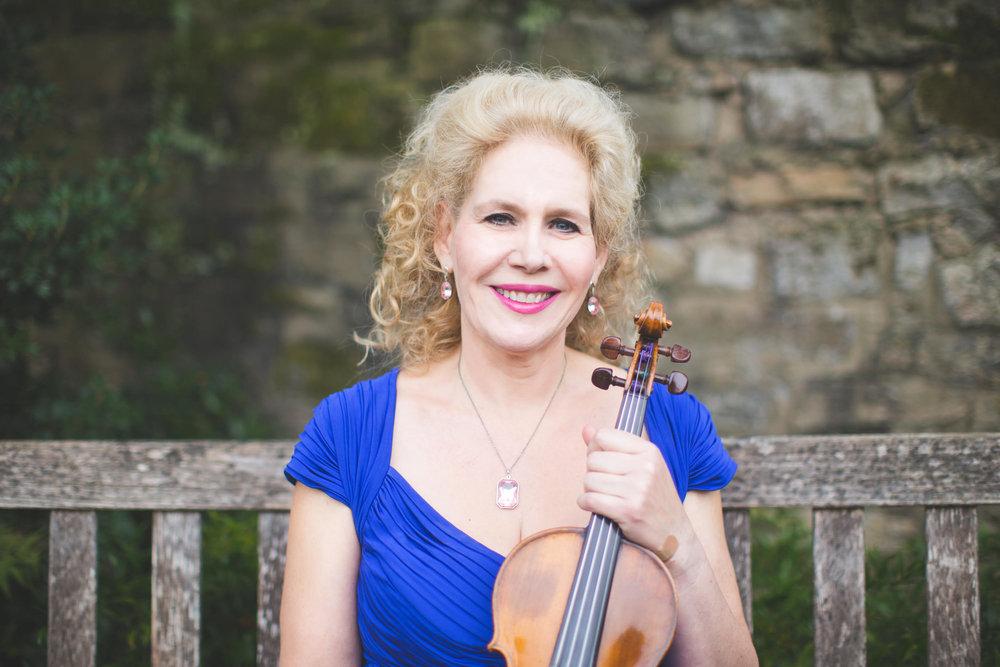 Susan Midkiff - Violin