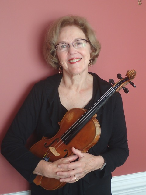 Margaret Thomas - Violin