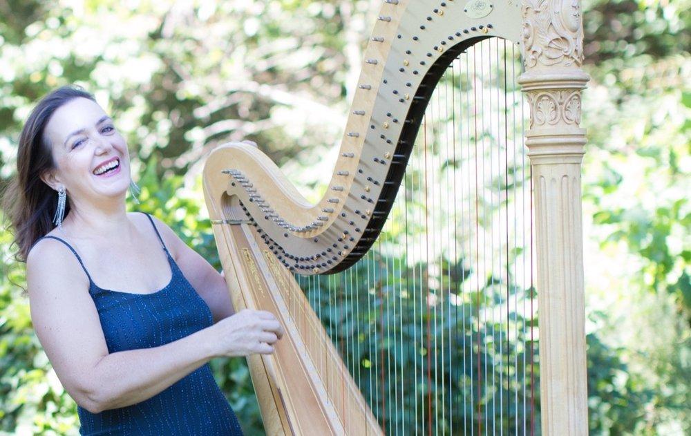 Susan Robinson - Principal Harp