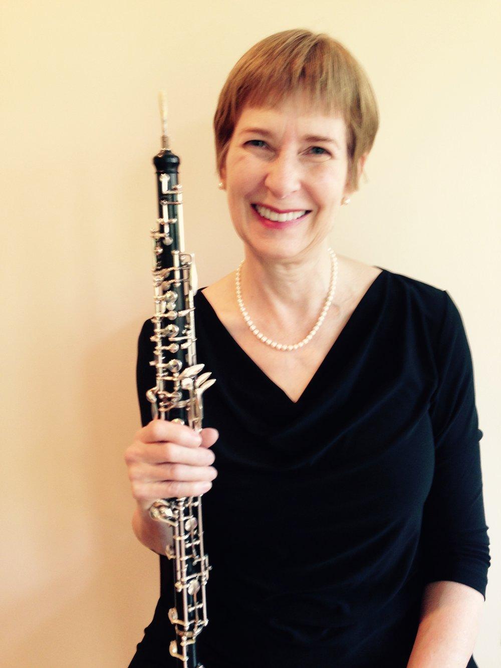 Kathleen Golding - Oboe