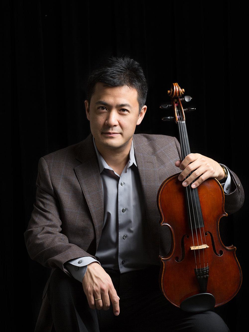 Philippe Chao - Viola