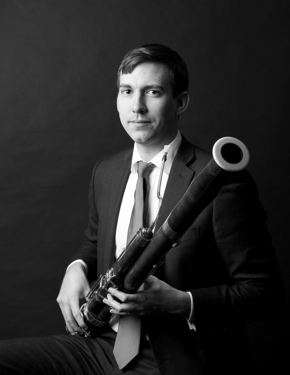 Joseph Grimmer - Principal Bassoon
