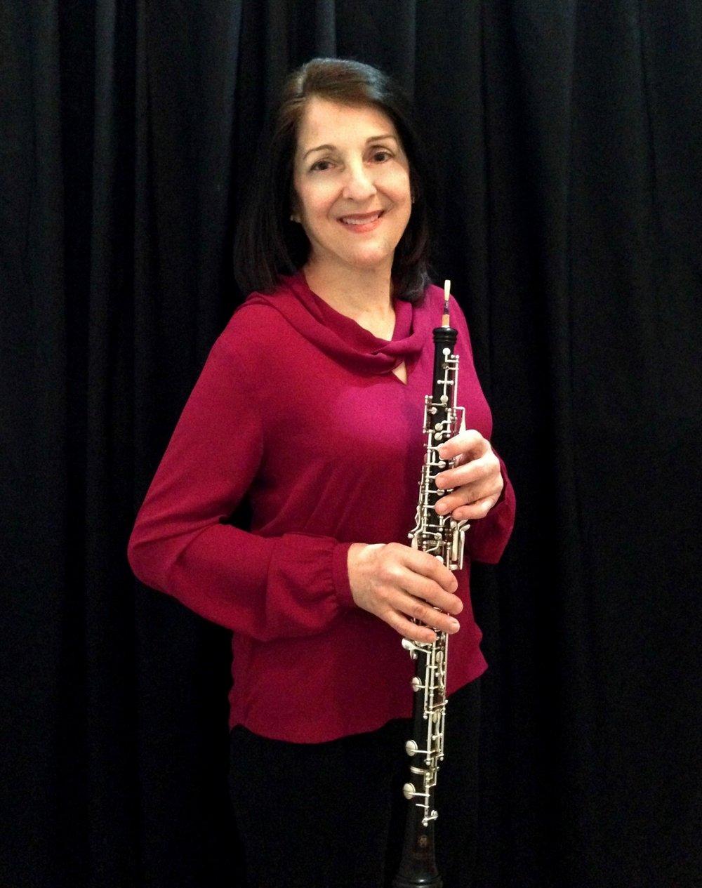 Carole Libelo - Assistant Principal Oboe & English Horn