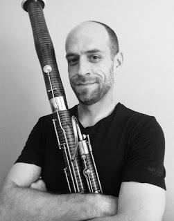 Assistant Principal Bassoon: Chris Jewell