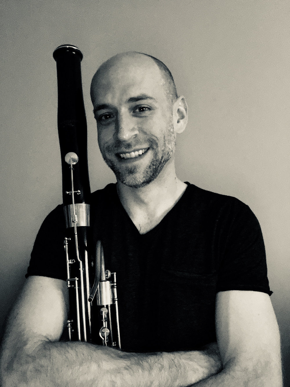 Christopher Jewell - Assistant Principal Bassoon