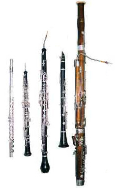 Woodwind Alumni -