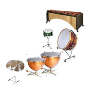 Timpani & Percussion Alumni -