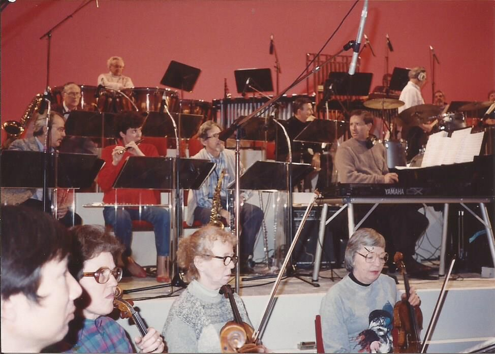 KCOHO Musicians at the 1987 Kennedy Center Honors