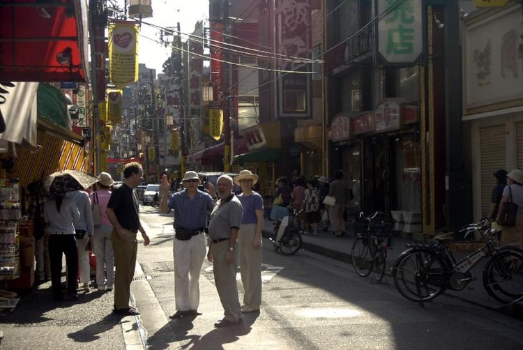 Yokohama Street Scene