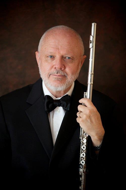 John Lagerquist - Flute and Piccolo