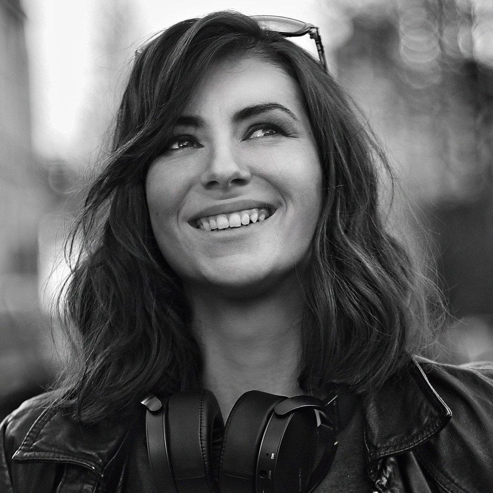 Delia Munteanu - Creative.Marketeer.Entrepreneur.Vegan.Founder at Koom.