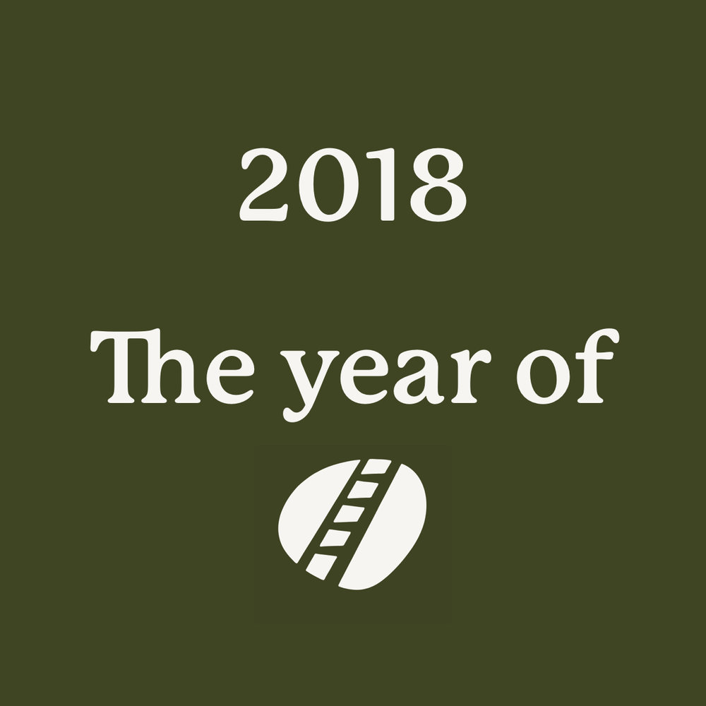 2018 year or Ladder