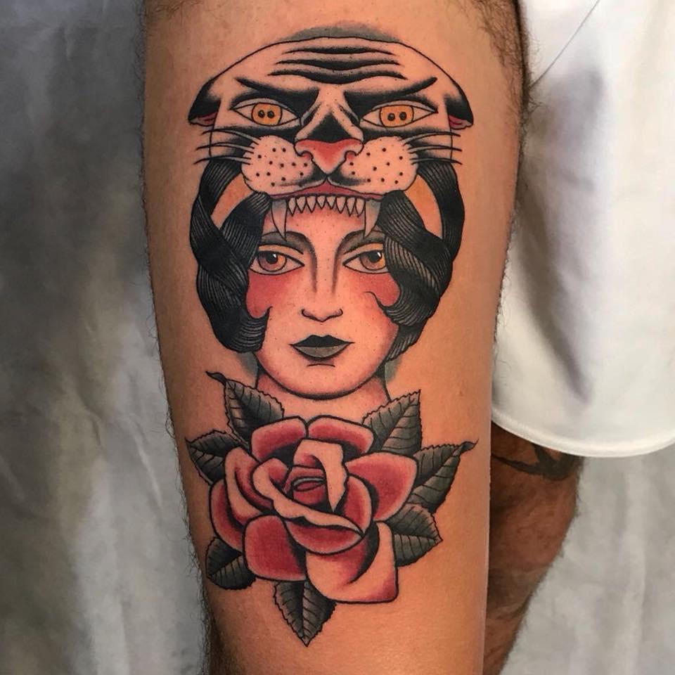 Alessandro Pennella - Tattoo IslandItalienLodi