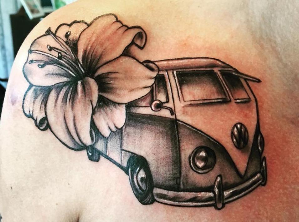 Basti Locster - Locster TattooDeutschlandMönchengladbach
