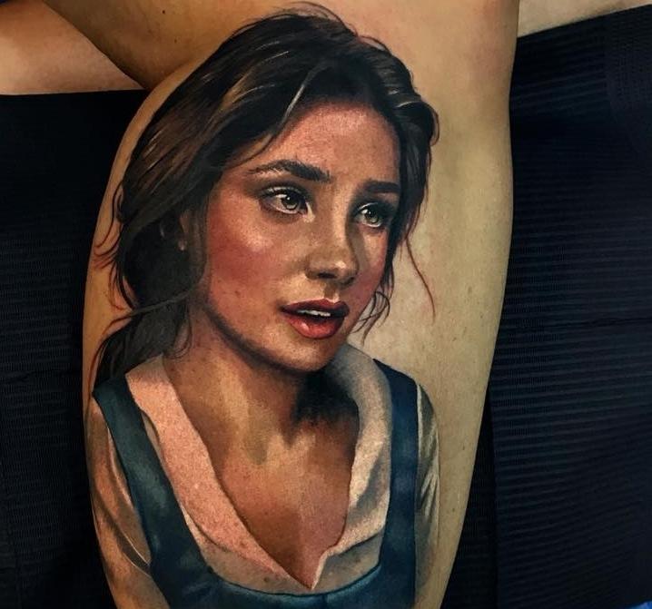 Angelina Mengel - Tattoo KunstwerkDeutschlandSolingen