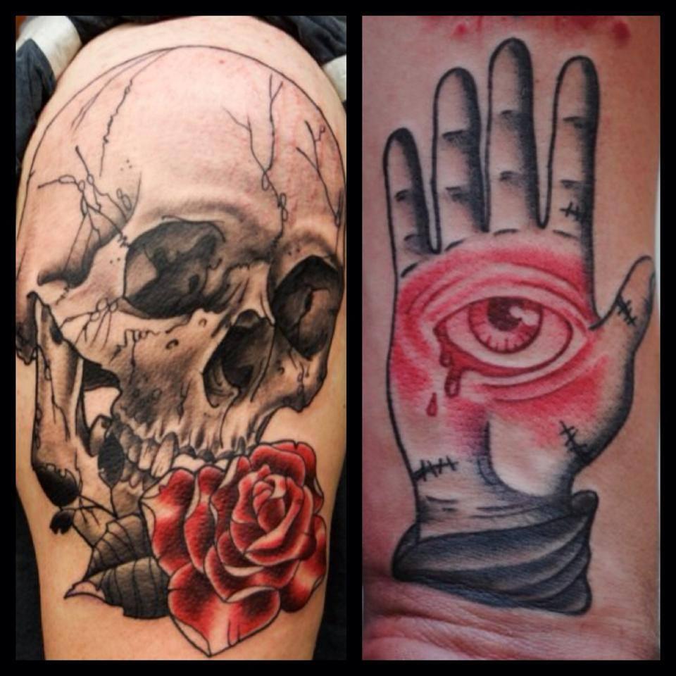 Igor Manojlovic - Lionheart Tattoo GalleryDeutschlandOberhausen