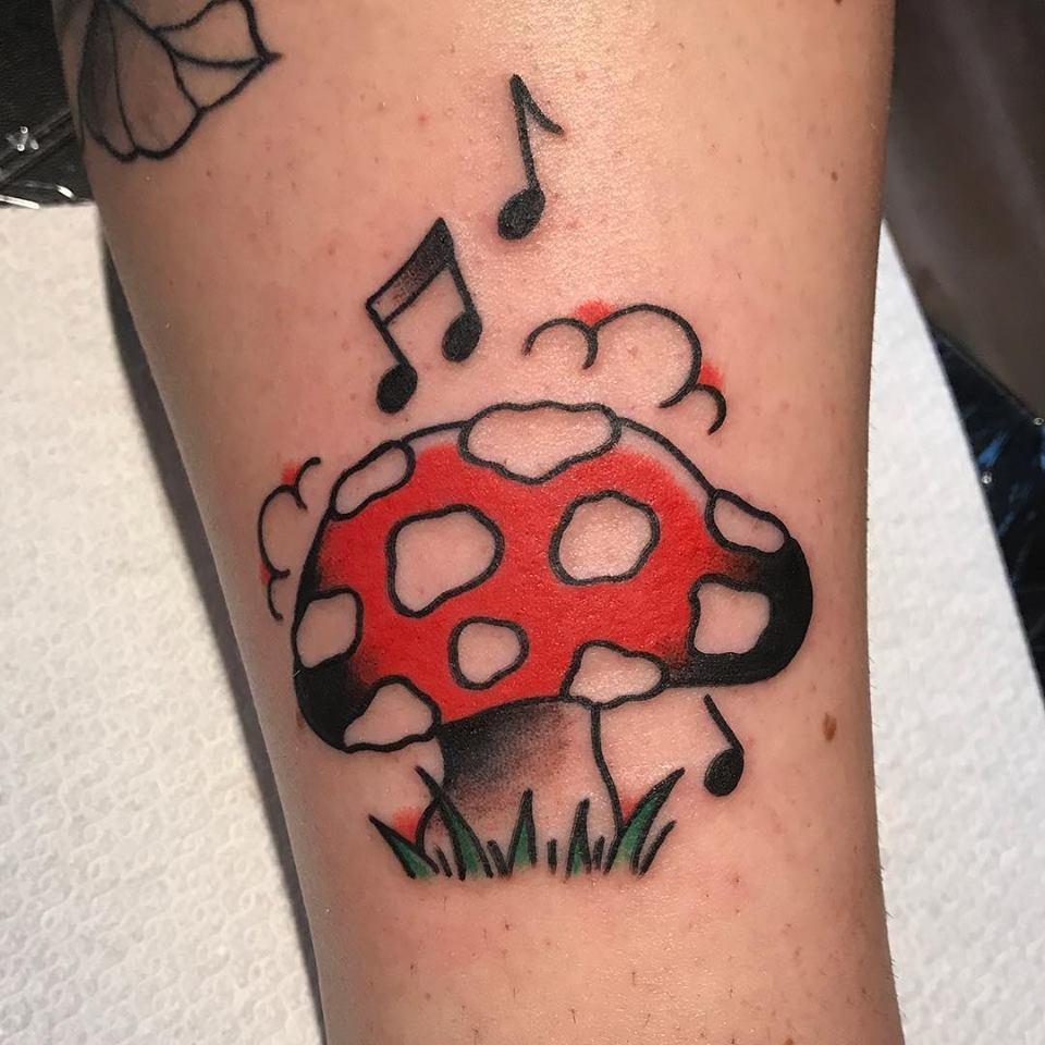 Bram Elstak - Desperado TattooNiederlandeEindhoven