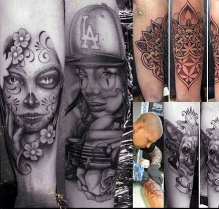 Kai Hörnig - Heaven & Hell TattooDeutschlandLimburg