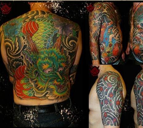 Marco Bratt - Alex Tattoo Atelier/HorisouDie NiederlandeNoordwijk