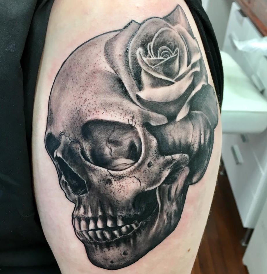Mario Böhm - Corpus del Ars TattooDeutschlandAchim