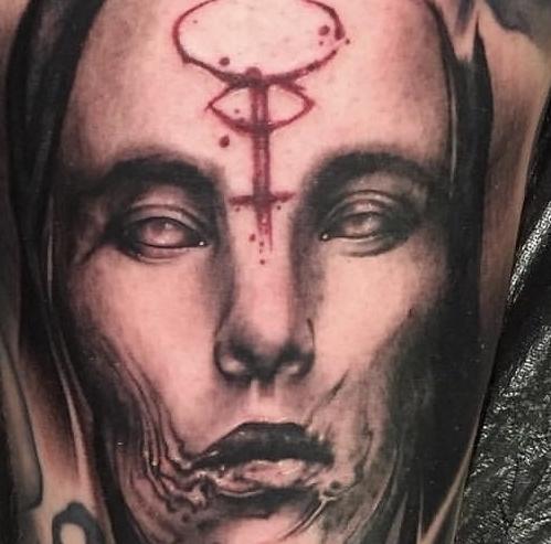 Mark Weatherhead - Reinkarnation TattooDeutschlandKöln
