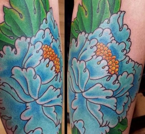 Micha - Pretty in Ink TattoosDeutschlandKöln