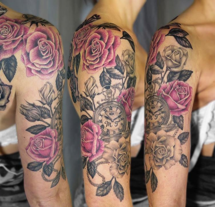 Miss Nico - All Style Tattoo BerlinDeutschlandBerlin