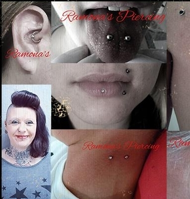 Ramona Wierzewski - Ramona's PiercingDeutschlandHanau