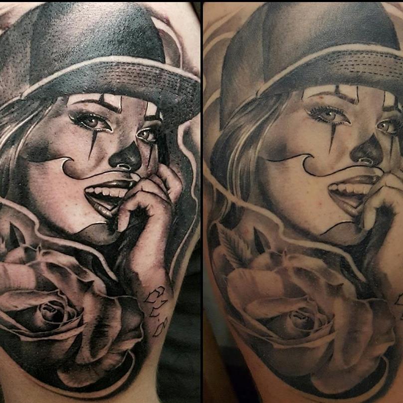 Rick Verstegen - Watervast Custom TattooNiederlandeVenray