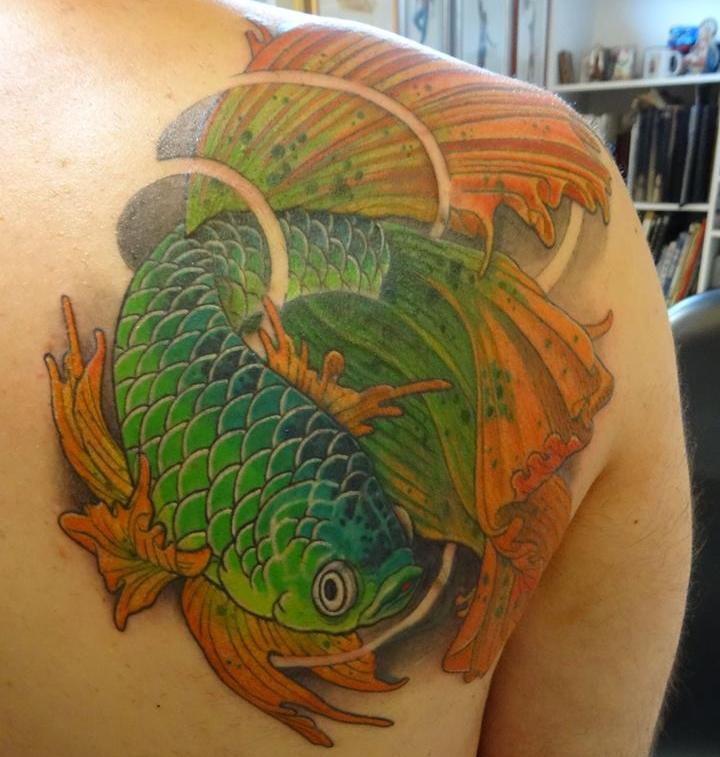 Robert Gorlt - Tattoo NouveauDeutschlandHamburg
